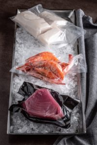 Rybí filety a speciality z ryb